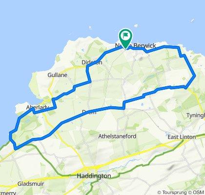 Longniddry loop
