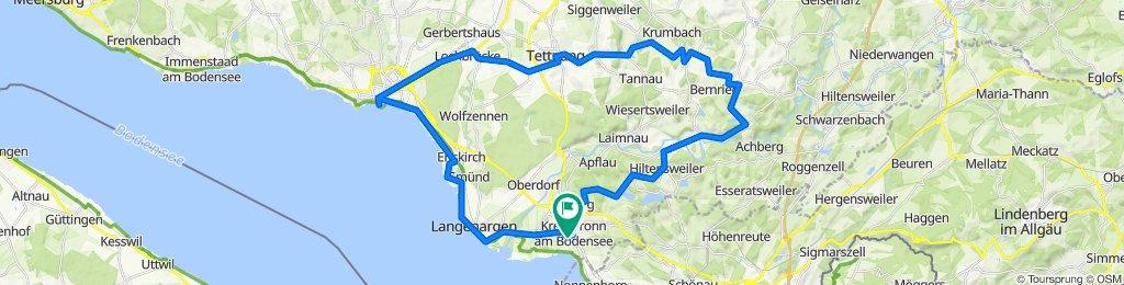Bodensee Corona Tour