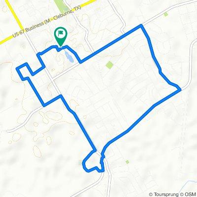 6 mile