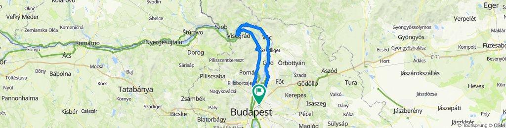 100km Tatai-Nagymaros