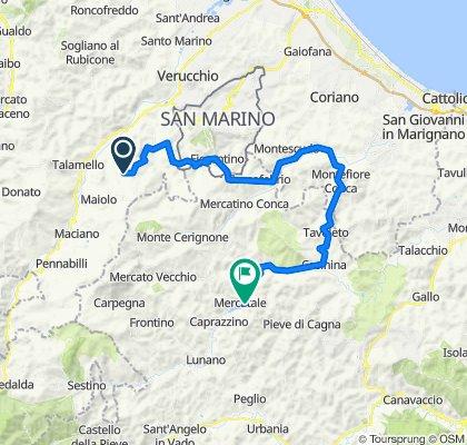San Leo - Sassocorvaro