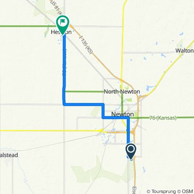 Chisolm Trail Outlets to home