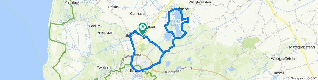 N10-Suurhusen-Emden-42km