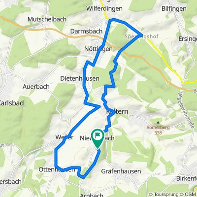 Runde Keltern - Remchingen