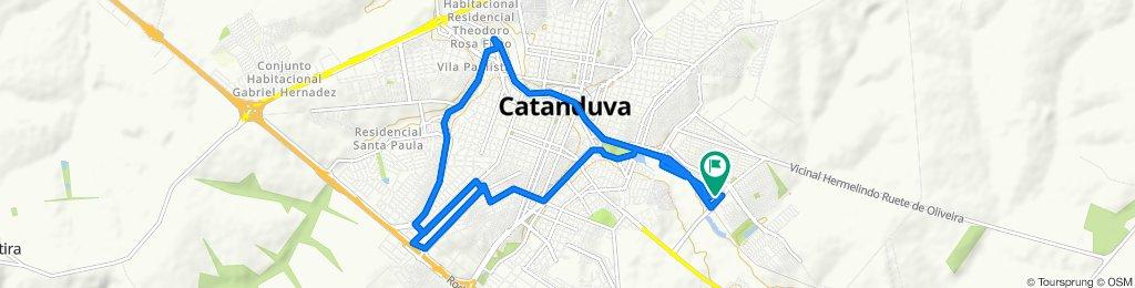 Caminhada lenta Catanduva