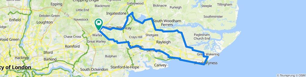 100K South East Essex