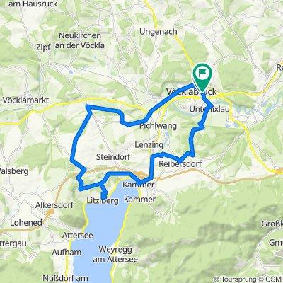 Litzlberg mit Umweg