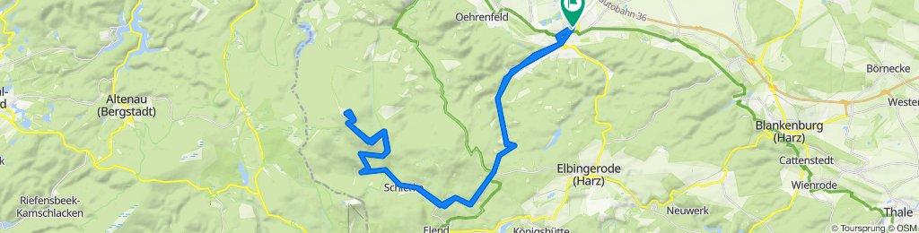 Wernigerode/Brocken /Wernigerode