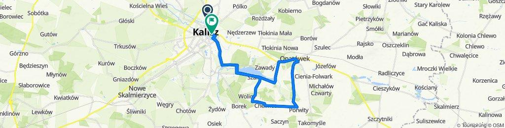 Niezwykle szybka trasa w Kalisz