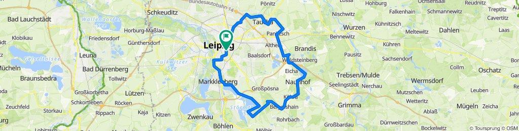 75 km östlicher ÄußererGrünerRing Leipzig