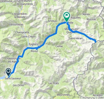 2019-08-21 / Alpes - Embrun / Col Agnel