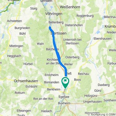 Iller 47km