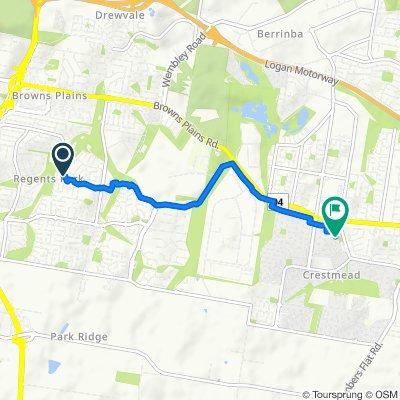 135 Vansittart Road, Regents Park to 1–13 Lacebark Street, Crestmead