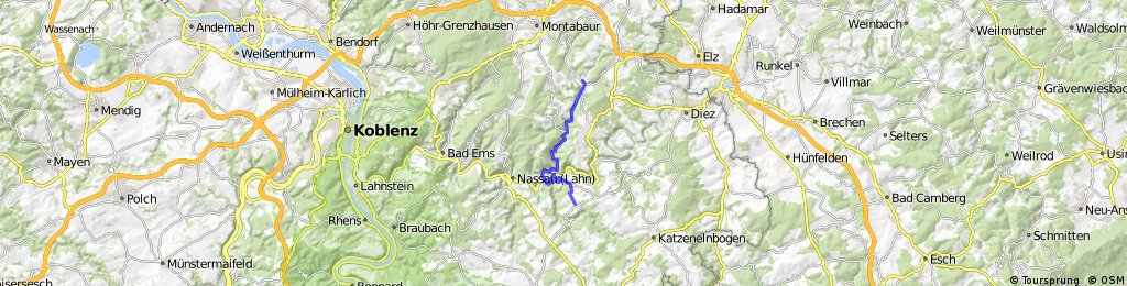 Autofreier Sonntag im Gelbachtal