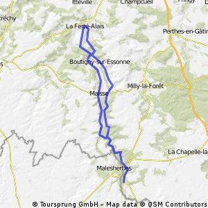 Tour Ferte Alais