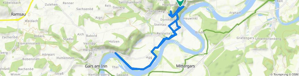 St2352, Gars am Inn nach St2352, Gars am Inn