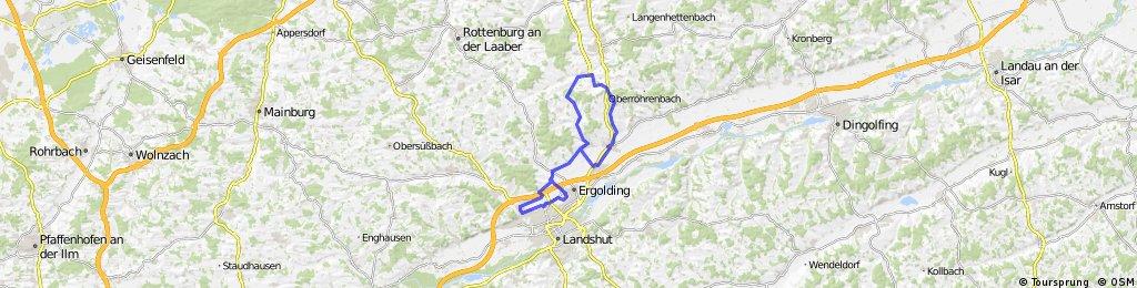 Kläham, Essenbach, Altdorf, Kläham