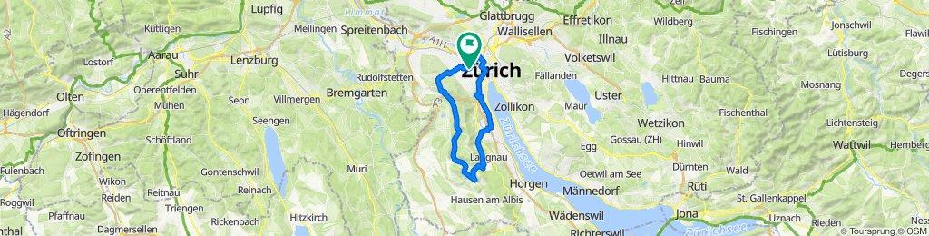 Zürich Albispass