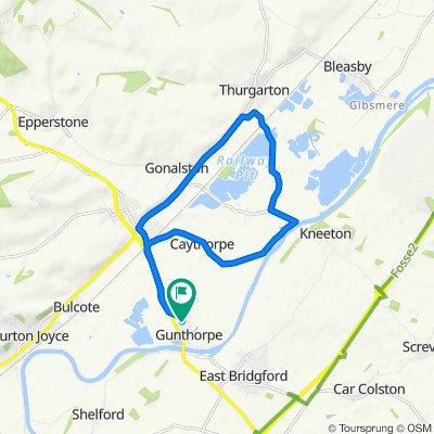 Caythorpe route