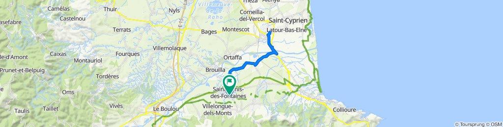 Saint-Génis-des-Fontaines Elne Lidl