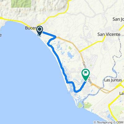 Ruta relajada en Bahía de Banderas