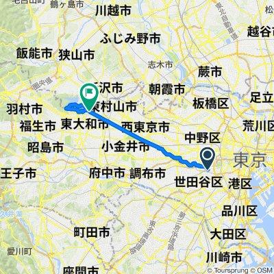 Tamako Bicycle High Way