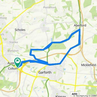 Barrowby Road 12 to Barrowby Road 12