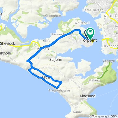 Torpoint Cycling
