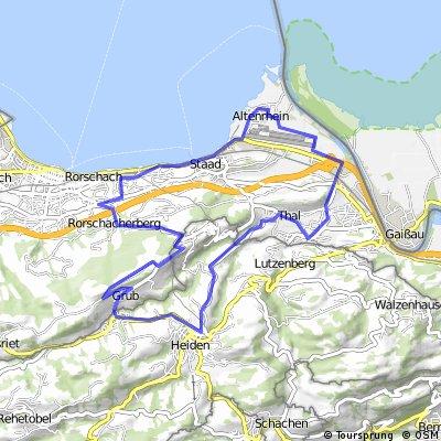 Altenrhein-Heiden-5LänderblickßStaad-Altenrhein