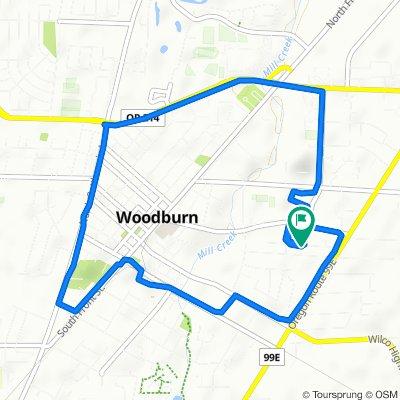1030 McKinley St, Woodburn to 1030 McKinley St, Woodburn