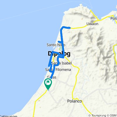 Easy ride in Dipolog City