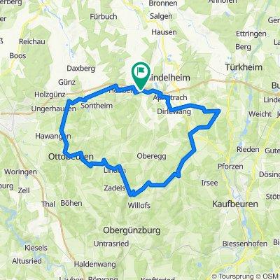 Allgäu - Unterallg Radwegetreff