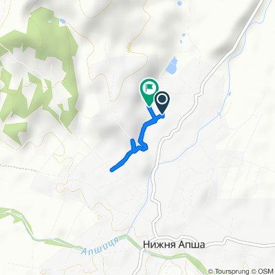 Легкий маршрут в Діброва