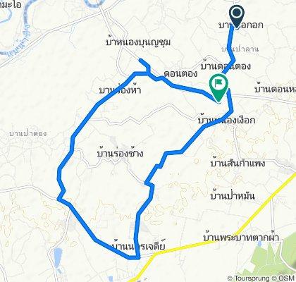 Unnamed Road, Tambon Mae Raeng to Thailand, Tambon Mae Raeng