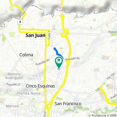 De Calle 9, San José a Calle 9, San José