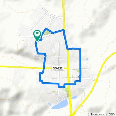 Passeio rápido em Nerópolis