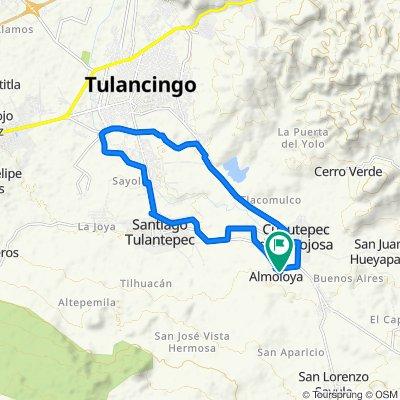 Paseo increíble en Cuautepec de Hinojosa