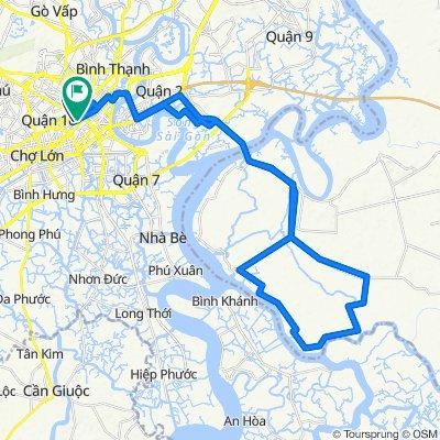 Nhon Trach IP Short Loop