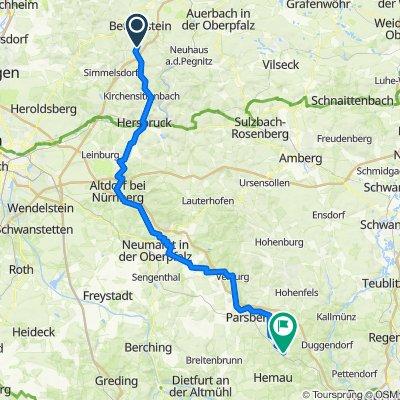 W-Main-Donau-Weg Jura-Linie