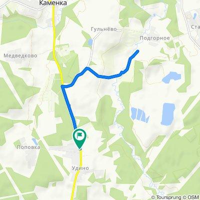 Route to Quarry-Check