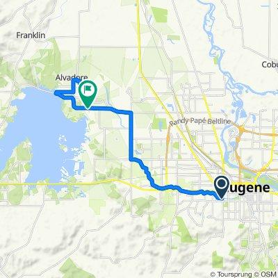 Alvadore Route