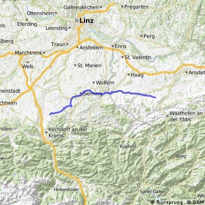 Zum Kirtag nach Biberbach