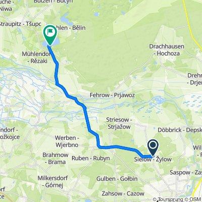 Berggasse 9A, Cottbus nach am See 2, Byhleguhre-Byhlen