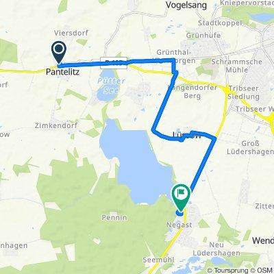 Schnelle Tour in Steinhagen