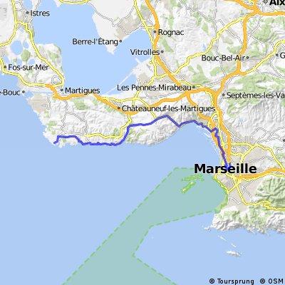 Carro -> Marseille