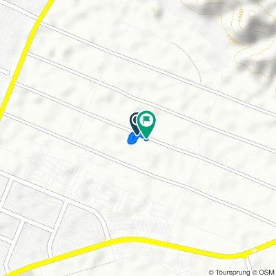 Moderate route in Najran