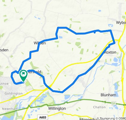 First Bedford Route