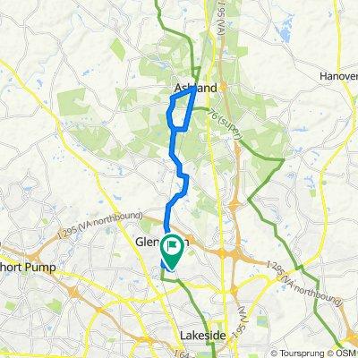 Laurel-Ashland loop