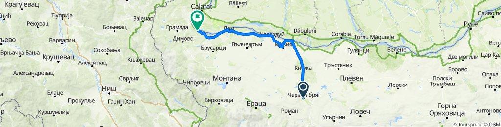 Ден 1. Обиколка на България 2020