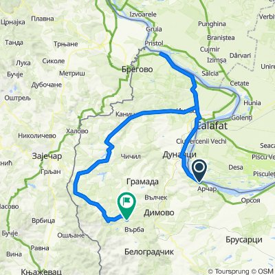 Ден 2. Обиколка на България 2020